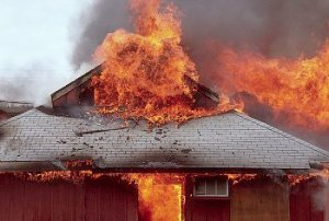 holiday home  fire hazards